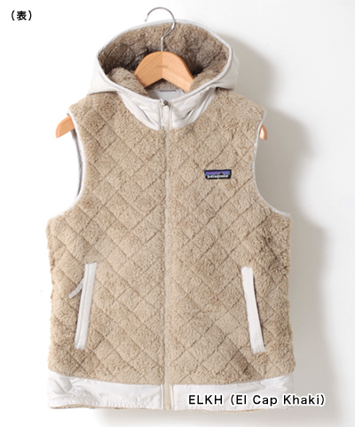 Patagonia(パタゴニア) Women's Los Gatos Hooded Vest 25221 2色展開