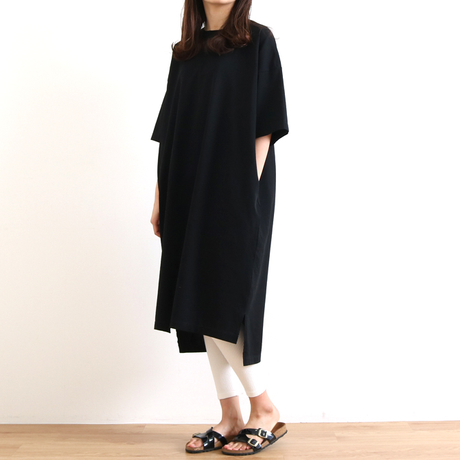 ORDINARY FITS オーディナリーフィッツ BS ONE PIECE ビーエス ワンピース OF-C010 レディース 半袖